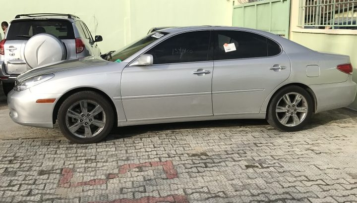 2005 lexus es330 for sale