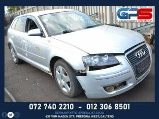 AUDI A3 SPORTBACK USED SPARES !