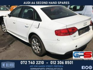 AUDI A4 B8 USED SPARES FOR SALE !