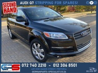 AUDI Q7 STRIPPING FOR SPARES !