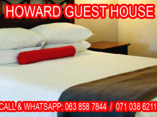 HOSPITALITY IN HOWARD GUEST HOUSE