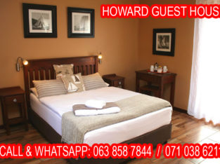 Affordable accommodation facilities 063 858 7844