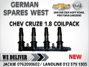 CHEV CRUZE 1.8 NEW COILPACK FOR SALE