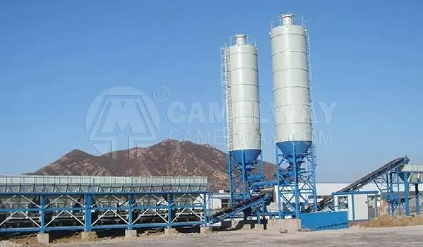 Continuous Mixing Plant