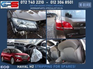 HAVAL H2 1.5 CITY STRIPPING FOR SPARES !