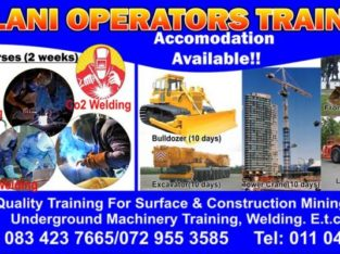 WELDING COURSES, (CO2, STEEL, ARCH) CALL 0834237665