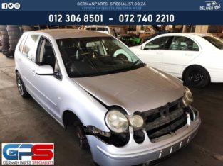 Volkswagen Polo Bujwa Stripping For Spares
