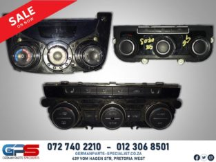 Volkswagen & Audi Climate Control Units ON SALE!