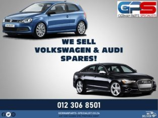 We sell Volkswagen & Audi Spares !