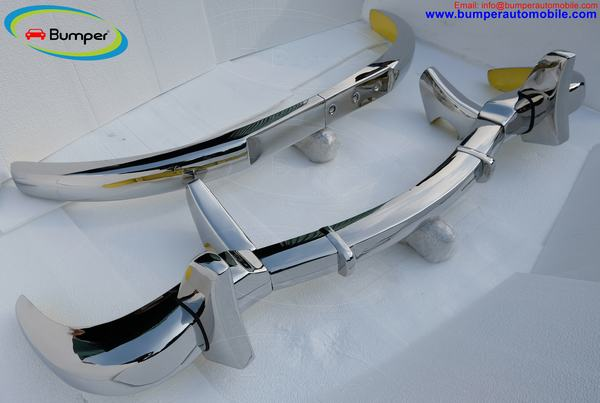 Mercedes 300SL gullwing coupe bumper (1954-1957)
