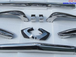 BMW 1502/1602/1802/2002 bumpers (1971-1976)