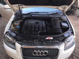 Audi A3 2.0 TDI BKD Used Engine