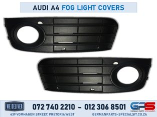 Audi A4 New Fog Light Cover