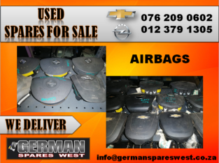 CHEVROLET & OPEL USED AIRBAGS FOR SALE