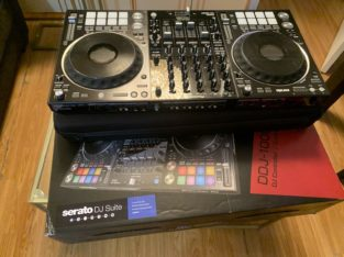 Brand New Pioneer DDJ-1000SRT 4-Channel Professional Controller