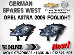 OPEL ASTRA 2009 NEW FOGLIGHT FOR SALE