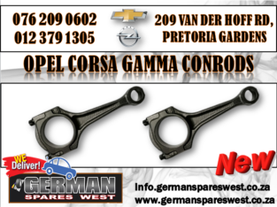 OPEL CORSA NEW CONROD FOR SALE