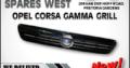 OPEL CORSA GAMMA NEW GRILL FOR SALE