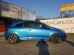 OPEL CORSA OPC 2008 – 2010 FOR SALE