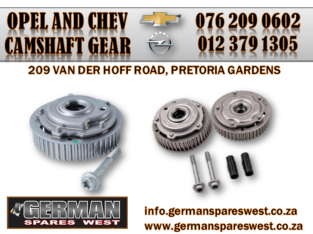 OPEL & CHEVROLET NEW AND USED CAMSHAFT GEAR FOR SALE