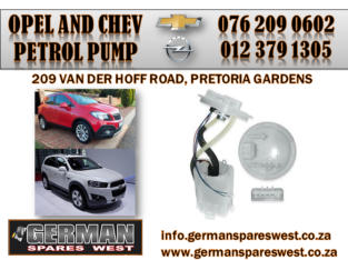 OPEL & CHEVROLET NEW AND USED PETROL PUMP FOR SALE