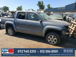 Volkswagen Amarok 2.0 Twin Turbo 4×4 Stripping For Used Spares