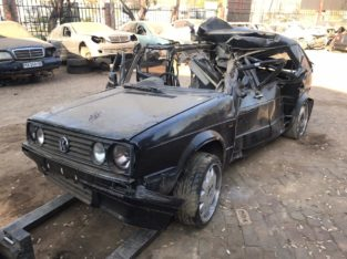 Volkswagen Golf 1 2004 Stripping For Used Spare Parts