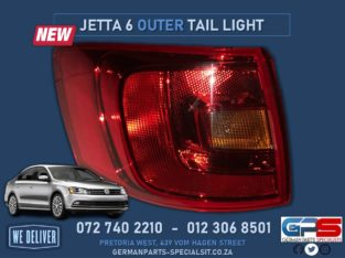 Volkswagen Jetta 6 New Outer Tail Light6