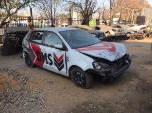 Volkswagen Polo Vivo Stripping For Used Spare Parts