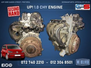 Volkswagen Up! 1.0 CHY Used Engine