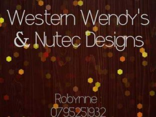 Western Wendy's And Nutec Designs