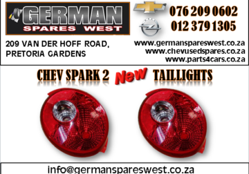 CHEV SPARK 2 NEW TAILLIGHT