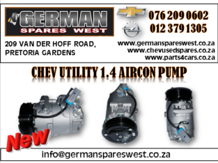 CHEV UTILITY 1.4 NEW AIRCON PUMP FOR SALE