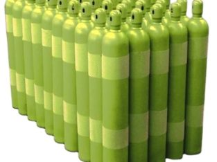 JDB 370 Gas Cylinders