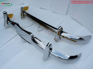 Mercedes 220a. S.SE Ponton S bumper front & rear year (1954-1957)