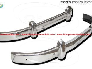 Front and Rear Saab 93 (1956-1959) bumpers