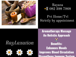 RayLaxation – The Holistic Approach