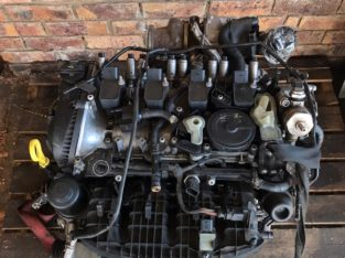 VW Golf 7 (CHH) Engine