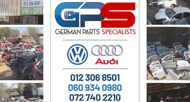 Audi & Volkswagen Used Spares, Engines, Gearboxes & Parts