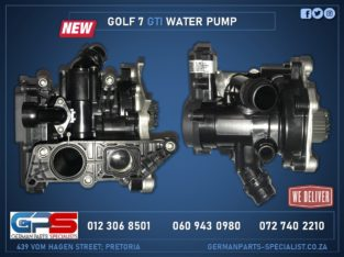 Volkswagen Golf 7 GTI New Water Pump & Other Used Spares