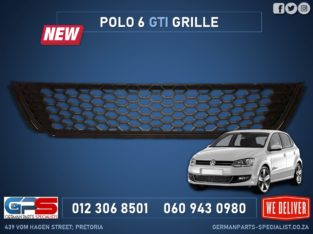 Volkswagen Polo 6 GTI New Grille & Other Used Spares