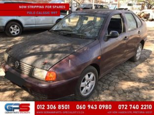 Volkswagen Polo Classic Used Spares & Parts