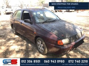 Volkswagen Polo Classic 1997 Used Spares & Parts