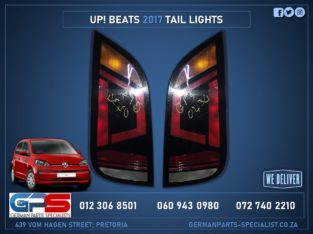 Volkswagen Up! Beats 2017 Used Tail Lights & Other Spares