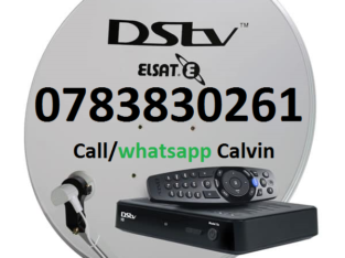 DSTV, OVHD, STARSAT, SATELLITE INSTALLATIONS CALL 0783830261