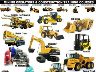0766155538/0739110468 SA MINING AND OPERATORS TRAINING COLLEGE