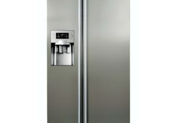SAMSUNG – 524ltr Side by Side Fridge Silver