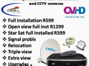 DStv installation & Services 079 162 0146