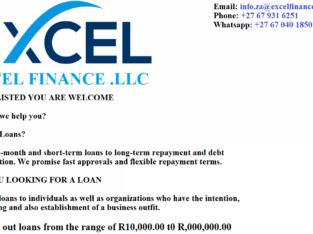 BLACKLISTED YOU ARE WELCOME/ EXCEL LOAN FINANCE LLC,