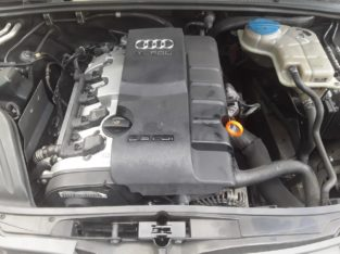 Audi A4 B7 2.0T BGB Used Engine & Other Used Spares